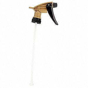Acid Resistant Trigger Sprayer,32 oz