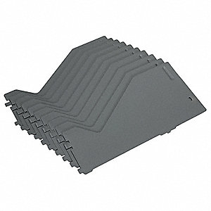 Lateral File Dividers,PK10