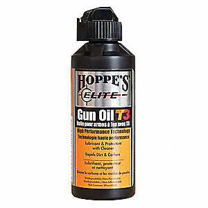 Gun Oil with T3,Size 2 oz.