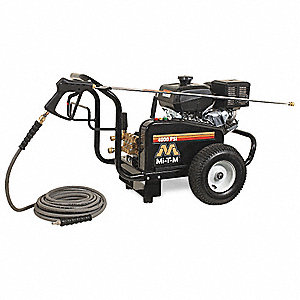 Pressure Washer, Cold Water Type, 4000 psi, 3.0 gpm