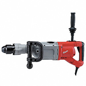 SDS Max Demolition Hammer Kit, 14.0 Amps, 975 to 1950 Blows per Minute