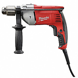 "Hammer Drill,1/2"",8.0A,0 to 48,000bpm"