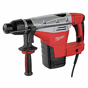 SDS Max Rotary Hammer Kit, 14.0 Amps, 2200 to 2840 Blows per Minute, 120 Voltage