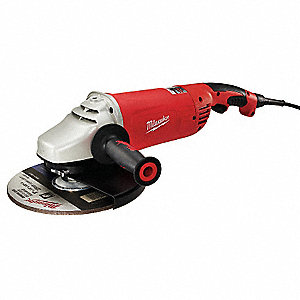 "7"" or 9"" Angle Grinder, 15.0 Amps"
