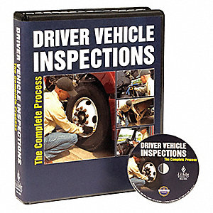DVD Training,Driver Vehicle Inspections
