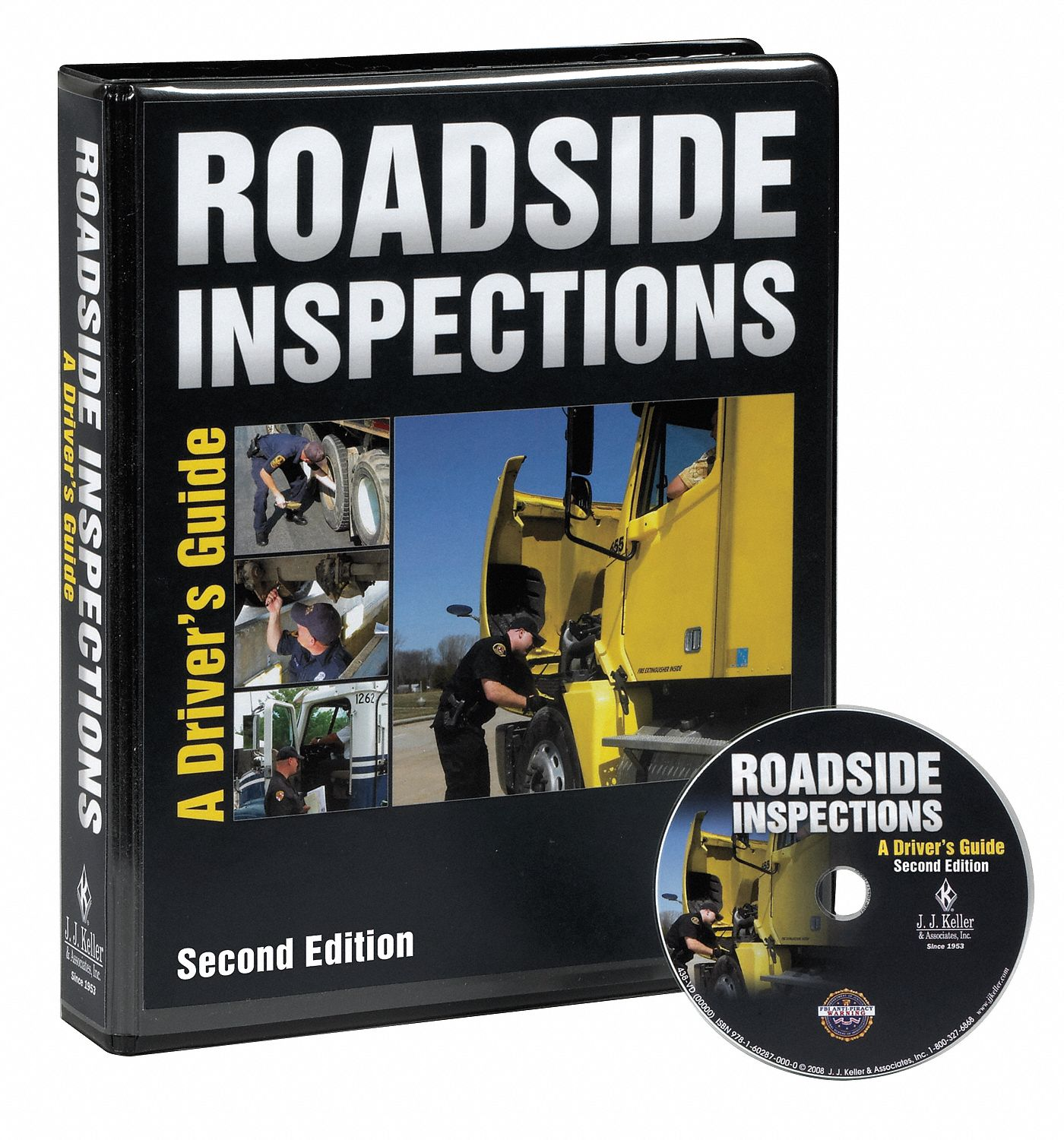 Safety Training Program,  DVD,  Driving Large Vehicles and Heavy Equipment,  English,  20 min