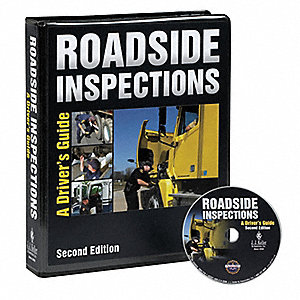 Safety Training Program,  DVD,  Driving Large Vehicles and Heavy Equipment,  English,  20 min.