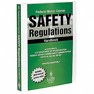 DOT Regulations Handbook,Safety