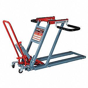 Lawn Mower Lift, Lifting Capacity 750 lb , Lifting Height Max  31