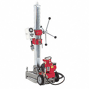 Coring Rig without Motor