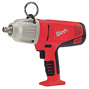 "1/2"" Cordless Impact Wrench, 28.0 Voltage, 325 ft.-lb. Max. Torque, Bare Tool"