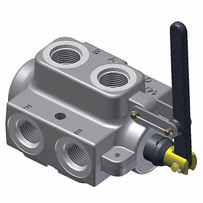 Parker Gresen Hydraulic Flow Divider 1-1//16-12 in