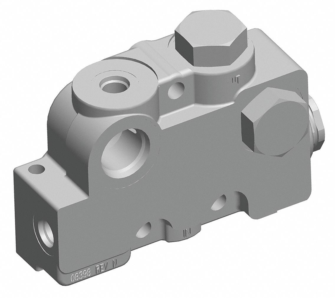 Hydraulic Manual Stack Valve Systems