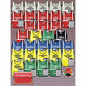 Safety Vest,Assorted,HCIC,Universal