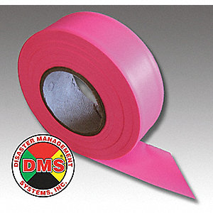 Contamination Indicator Tape,Magenta