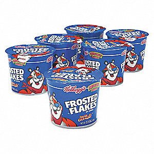 Frosted Flakes(R),Original,2.1 oz.,PK6