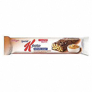 1.59 oz. Chocolate, Peanut Butter Kellogg's® Special K® Protein Meal Bars; PK8