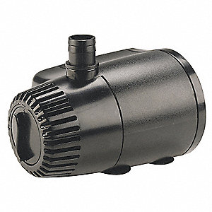 ABS 3/64 HP Fountain Pump, Submersible, 120VAC Voltage