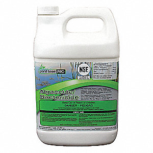Pond boss pro pond algaecide bactericide 1 gal liquid for Professional pond cleaners