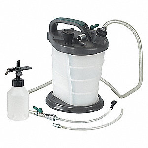 "10-13/16"" Plastic Brake Bleeder"