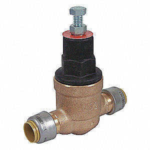 Pressure Reducing Valve,4-15/64  in. L
