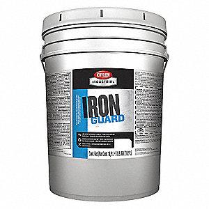 Krylon High Gloss White Interior Exterior Paint 5 Gal 38ej66 K11004045 Grainger