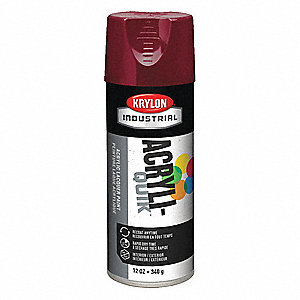 Solvent, Gloss Cherry Red, 12 oz.