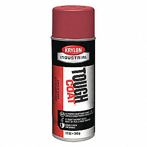 Rust Preventative Spray Paint,Red