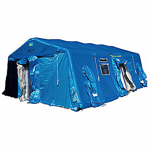 All Sides Entry Hub Shelter,18x 24x9 ft