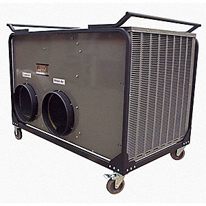 Portable AC/Air Heat Filtration System