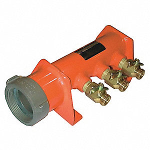 Multi Manifold Water Unit,Orange