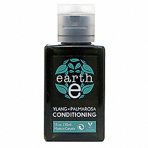 Earth E Moisturizing Conditioner, Jasmine and Ylang Fragrance, 1 oz., 198 PK