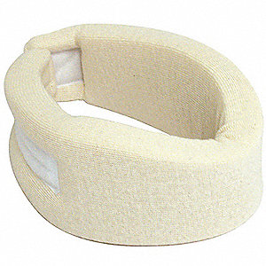 Cervical Collar,Firm Foam,2-1/2 In High