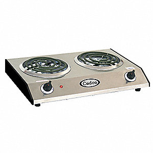 Double Hot Plate,1650 Watts