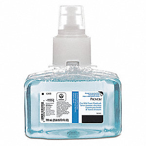 Fresh Light Citrus Foam Hand Soap, 700mL Cartridge, LTX, 3 PK