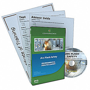 Arc Flash Safety DVD