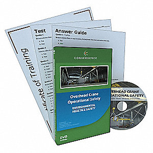 DVD,Overhead Crane Operational Safety