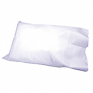 Disposable Pillowcase,23x30,White,PK100