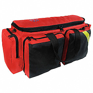 Oxygen Bag,10x12x27 in.,Red