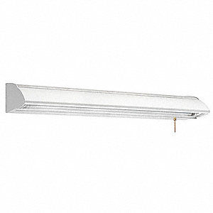 "49-7/8"" x 6-7/8"" x 4"" Over the Patient Bed Light for F32T8 Lamp Type"