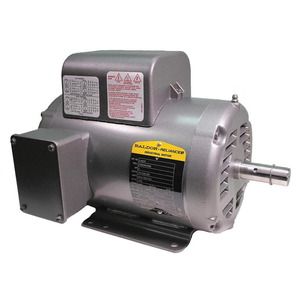 baldor single phase wiring diagram start cap baldor electric 2 hp general purpose motor capacitor start 3450  baldor electric 2 hp general purpose