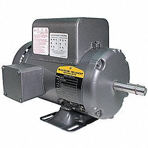 BALDOR ELECTRIC 3/4 HP General Purpose Motor,Capacitor ...