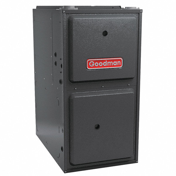 Goodman 21 x 28 x 34 1 2 115 volt natural gas upflow for Furnace brook motors inventory