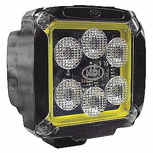 WORKLAMP LED 3000 LU 12-24V MED FLD