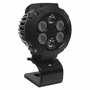 WORKLAMP 6 LED 12-24V S FLD BK BZL