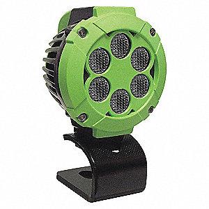 WORKLAMP 6 LED 12-24V M FLD GR BZL