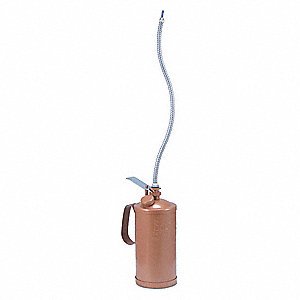 Oiler,32 oz.,Steel,15 in. Spout