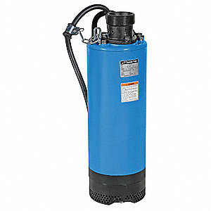 Submersible Dewatering Pump,2 HP,115V
