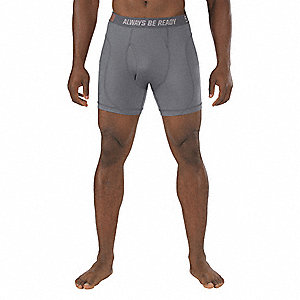 Boxer Briefs,Storm,2XL,6in. Inseam