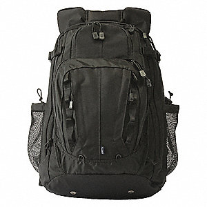 Backpack,Backpack,Black,18-13/16inL